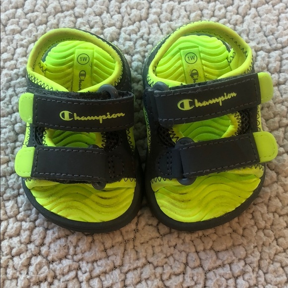 Champion Shoes | Champion Baby Sandals